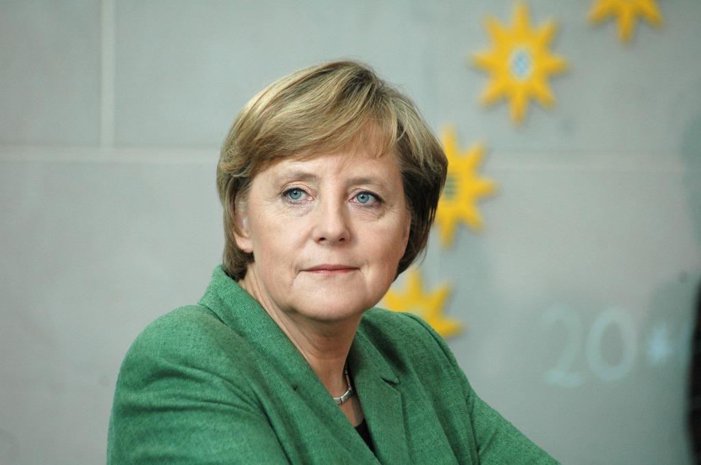 Angela Merkel in 2006